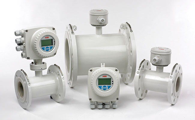 ABB Stock Flow Meters